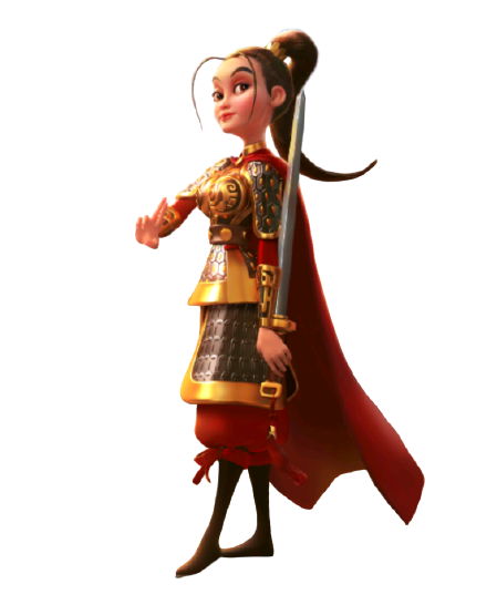 Rise of Kingdoms mulan